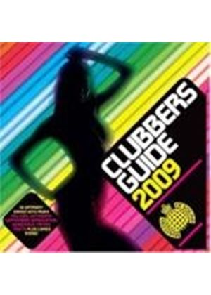 Various Artists - Clubbers Guide 2009 (2 CD) (Music CD)