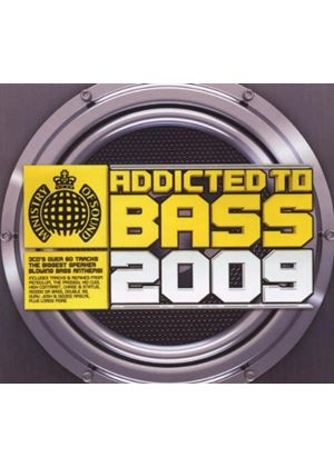 Various Artists - Addicted To Bass 2009 (Mixed By The Wideboys) [Digipak] (Music CD)