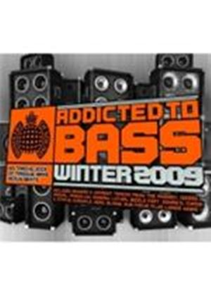 Various Artists - Addicted To Bass Winter 2009 (Music CD)