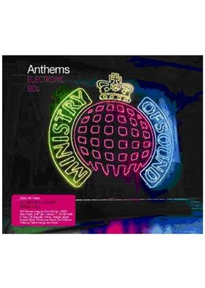 Various Artists - Anthems Electronic 80s (3 CD) (Music CD)