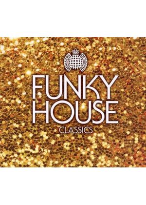 Various Artists - Funky House Classics (3 CD) (Music CD)