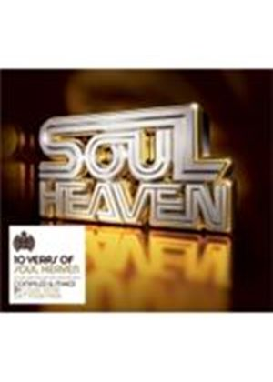 Various Artists - 10 Years Of Soul Heaven (Mixed By Louie Vega) (Music CD)