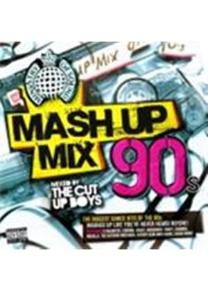 Various Artists - Mash Up Mix 90s, The (Music CD)