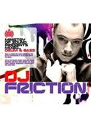 Various Artists - Ministry Of Sound Presents Mixed - Friction (Mixed By Friction) (Music CD)