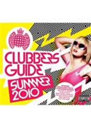 Various Artists - Clubber's Guide To Summer 2010 (Music CD)