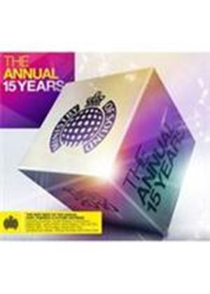 Various Artists - Annual 15 Years (Music CD)