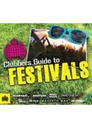 Various Artists - Clubbers Guide To Festivals (3 CD) (Music CD)