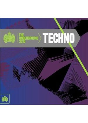 Various Artists - Underground Techno (2 CD) (Music CD)