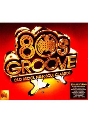 Various Artists - 80's Groove (Music CD)