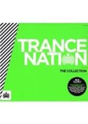 Various Artists - Trance Nation - The Collection (Music CD)