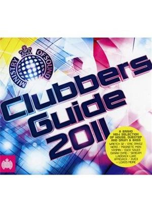 Various Artists - Clubber's Guide 2011 (Music CD)