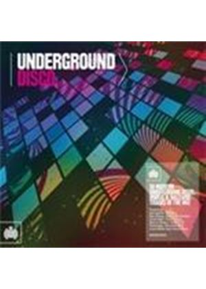 Various Artists - Underground Disco (Music CD)