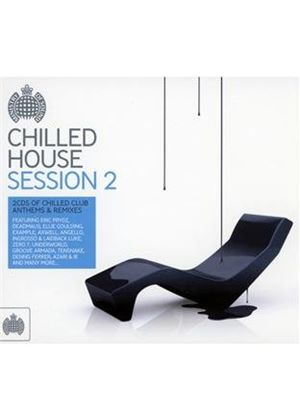 Various Artists - Chilled House Sessions Vol.2 (Music CD)