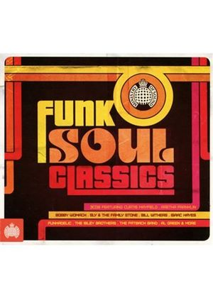 Various Artists - Funk Soul Classics (Music CD)