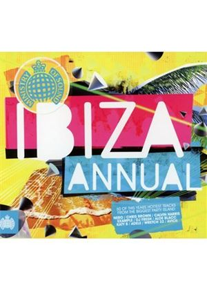 Various Artists - Ibiza Annual (Music CD)