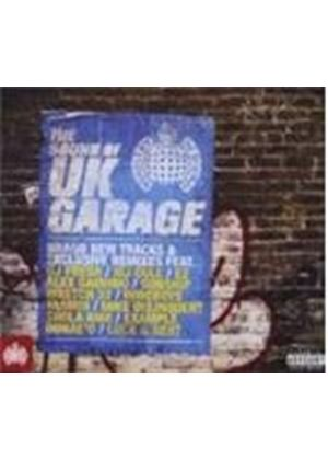 Various Artists - The Sound Of UK Garage 2011 (Music CD)