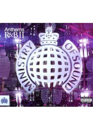 Various Artists - Anthems R&B II (Music CD)