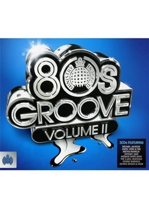 Various Artists - 80s Groove II (Music CD)