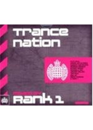 Various Artists - Trance Nation (Rank 1) (Music CD)