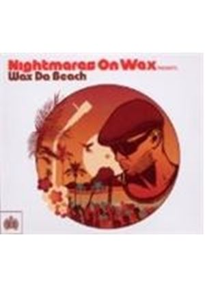 Various Artists - Nightmares On Wax Presents 'Wax Da Beach' (Music CD)