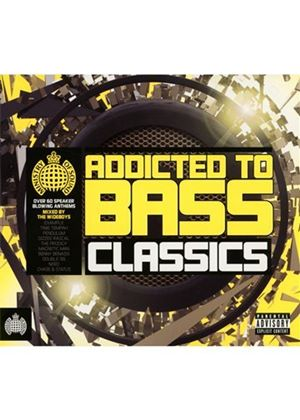 Various Artist - Addicted To Bass Classics (Music CD)