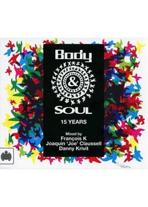 Various Artists - Body & Soul� - 15 Years (Music CD)