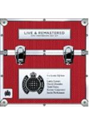 Various Artists - Ministry Of Sound 20th Anniversary Album (Music CD)