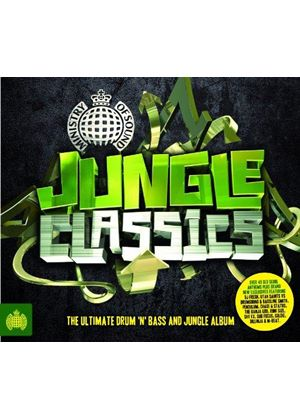 Various Artists - Jungle Classics (Music CD)
