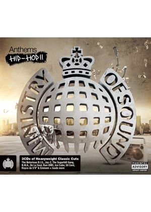 Various Artists - Anthems Hip Hop II (Music CD)