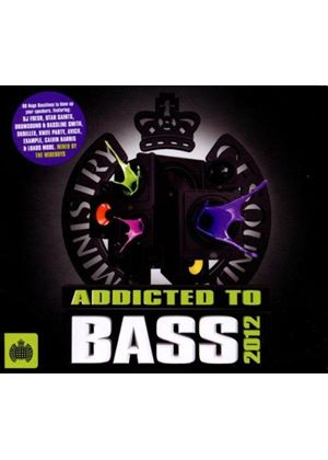 Various Artists - Addicted To Bass 2012 (Music CD)
