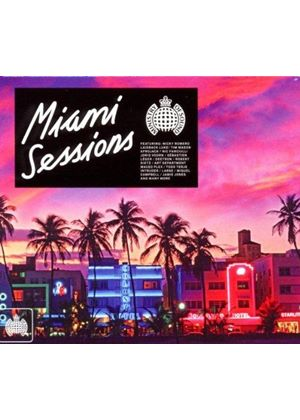 Various Artists - Miami Sessions (Music CD)