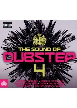 Various Artists - Sound of Dubstep 4 (Music CD)