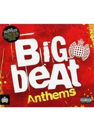 Various Artists - Big Beat Anthems (Music CD)
