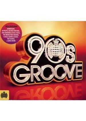 Various Artists - 90s Groove (Music CD)