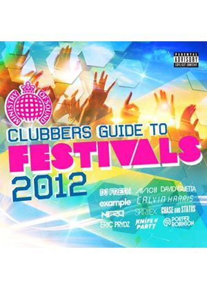Various Artists - Clubbers Guide To Festivals (Music CD)