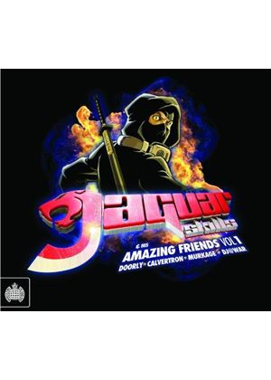 Various Artists - Jaguar Skills & Friends (Music CD)