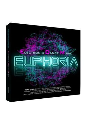 Various Artists - Euphoria (Electronic Dance Music) (3 CD) (Music CD)