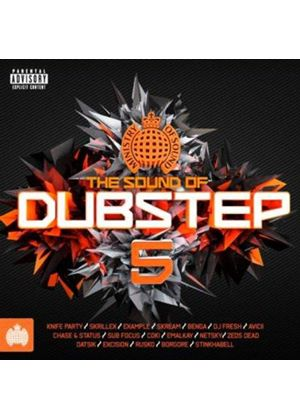 Various Artists - The Sound of Dubstep 5 (Music CD)