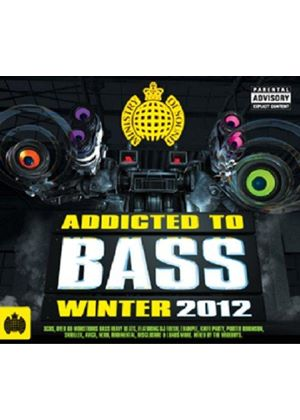 Various Artists - Addicted To Bass Winter 2012 (Music CD)