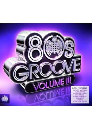 Various Artists - 80s Groove 3 (Music CD)