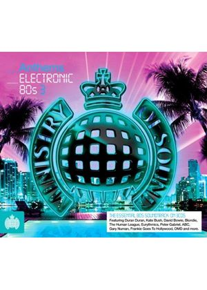 Various Artists - Anthems Electronic 80s 3 (Music CD)