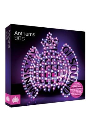 Various Artists - Anthems 90s (Music CD)