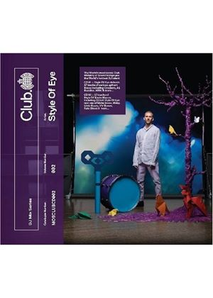 Various Artists - Ministry Of Sound Presents: Style Of Eye (Music CD)