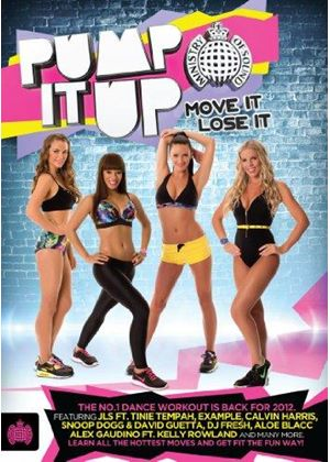 Ministry of Sound (The) - Pump It Up (Move It, Lose It/+DVD)