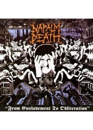 Napalm Death - From Enslavement to Obliteration (Music CD)