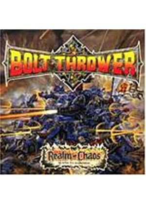 Bolt Thrower - Realm Of Chaos (Music CD)