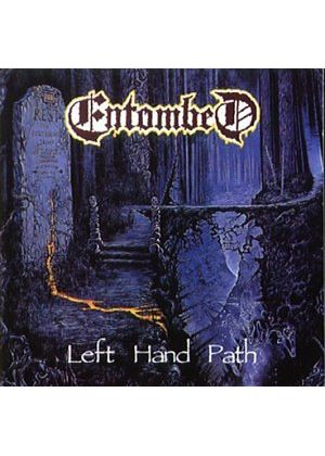 Entombed - Left Hand Path (Music CD)