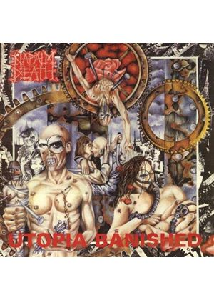 Napalm Death - Utopia Banished (Music CD)
