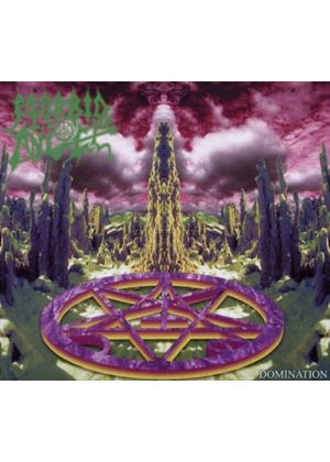 Morbid Angel - Domination (Music CD)