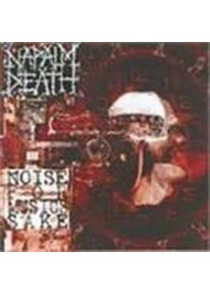 Napalm Death - Noise For Musics Sake: Best of & Rarities (Music CD)